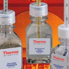 Thermometers and temperature control
