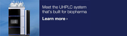 Meet the UHPLC system that is built for biopharma – Learn more