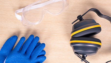 Safety and Personal Protective Equipment