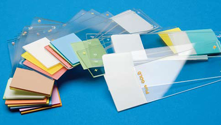 Microscope Slides, Glassware & Accessories