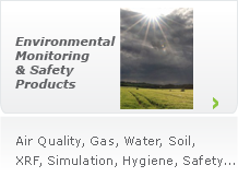 Environmental Monitoring & Safety Products