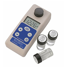 Compact easy-to-use portable IR turbidimeter for under $1,000