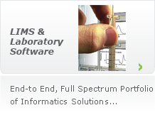 LIMS Laboratory Software