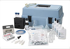 Hach Comparator Test Kits