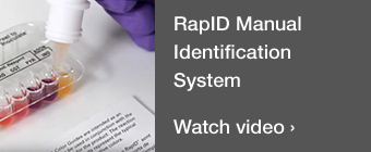 RapID Manual Identification System