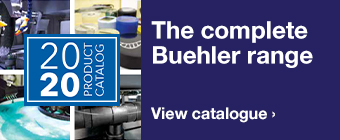 Buehler Catalogue