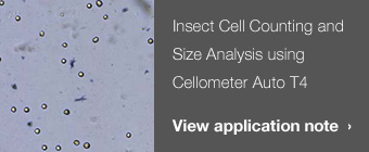Insect Cell Counting