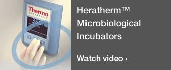 Heratherm microbiological incubators video