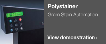 Polystainer - Gram Stain Automation