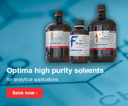 Save on Optima solvents